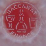 【Baccarat/バカラ】ワイングラス マッセナ