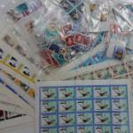 【記念切手】シート/バラ etc