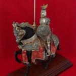 【Marto/マルトー】西洋彫刻 中世鎧騎士