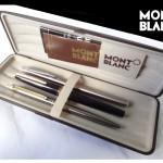 【MONTBLANC/モンブラン】万年筆/ボールペン スリーセット 買取させていただきました!!