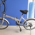 【自転車】 折りたたみ式 20インチ CAROL 買取させていただきました。