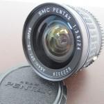 【カメラレンズ】 SMC PENTAX 1:3.5/24 買取させていただきました。