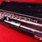 【楽器】 YAMAHA/ヤマハ フルート 411Ⅱ 買取させていただきました。