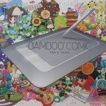 BAMBOO COMIC ペン&タッチタブレット 買取させていただきました!!