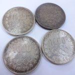 東京オリンピック 1000円銀貨 記念硬貨 買取させていただきました。