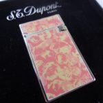 S.T.Dupont/デュポン ガスライター 買取させていただきました。
