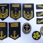 【戦時品】 大日本帝国海軍 階級章 買取させていただきました。