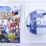 Wii専用ソフト 大乱闘スマッシュブラザーズ 買取させていただきました。
