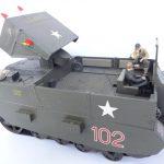 プラモデル 対空ミサイル搭載戦車 102 買取させていただきました。