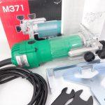 makita/マキタ トリマ M371 買取させていただきました。