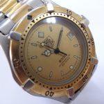 タグホイヤー/TAGHeuer 2000シリーズ 腕時計 買取させていただきました。