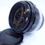 Nikon/ニコン NIKKOR-H Auto 1:1.8 f=85mm 買取させていただきました。