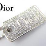 Dior/ディオール タグネックレス 買取させていただきました。