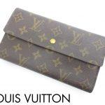 LOUIS VUITTON/ルイ・ヴィトン ポルトフォイユサラ 買取させていただきました。