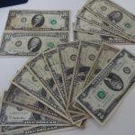 外貨 アメリカ ドル紙幣 買取させていただきました。