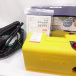 アイリスオーヤマ 高圧洗浄機 FBN-301 買取させていただきました。