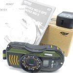 PENTAX/ペンタックス WG-3 デジタルカメラ 買取させていただきました。