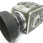 ゼンザ ブロニカ 中伴レフカメラ 買取させていただきました。