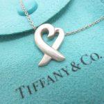 TIFFANY&Co. ティファニー ラビングハート ネックレス 買取させていただきました。